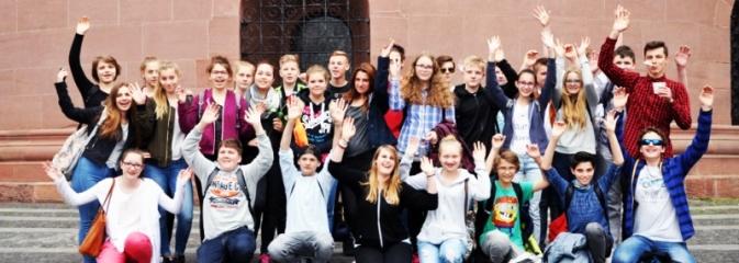 Uczniowie z G1 odwiedzili Pfungstadt - Serwis informacyjny z Wodzisławia Śląskiego - naszwodzislaw.com