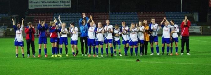 Udany sezon wodzisławskich piłkarek - Serwis informacyjny z Wodzisławia Śląskiego - naszwodzislaw.com