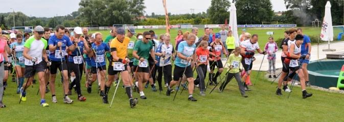 Za nami Mistrzostwa Powiatu w Nordic Walking - Serwis informacyjny z Wodzisławia Śląskiego - naszwodzislaw.com