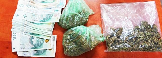 Pojechali w sprawie oszustwa a znaleźli narkotyki - Serwis informacyjny z Wodzisławia Śląskiego - naszwodzislaw.com