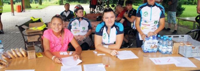 Ponad 130 cyklistów wystartowało w rajdzie rowerowym urokliwymi zakątkami powiatu wodzisławskiego - Serwis informacyjny z Wodzisławia Śląskiego - naszwodzislaw.com