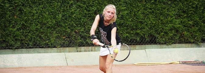 Turniej tenisa ziemnego na kortach La Mirage. Walczą o Puchar Starosty Wodzisławskiego  - Serwis informacyjny z Wodzisławia Śląskiego - naszwodzislaw.com