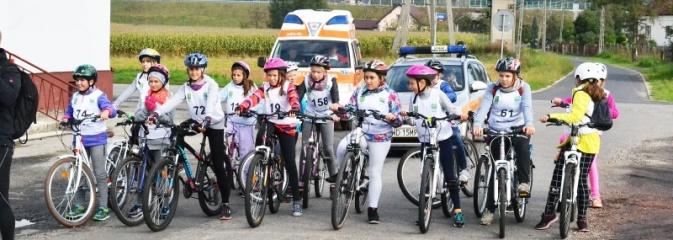Wyścigi kolarskie młodzieży szkolnej z gminy Godów  - Serwis informacyjny z Wodzisławia Śląskiego - naszwodzislaw.com