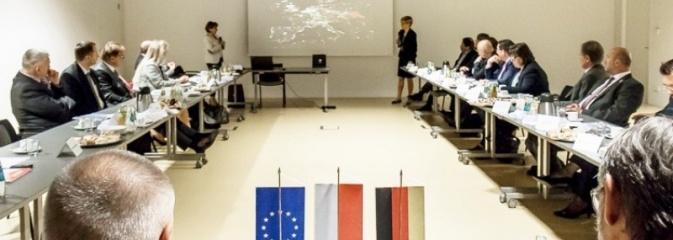 Polsko-niemieckie rozmowy o gospodarce  - Serwis informacyjny z Wodzisławia Śląskiego - naszwodzislaw.com