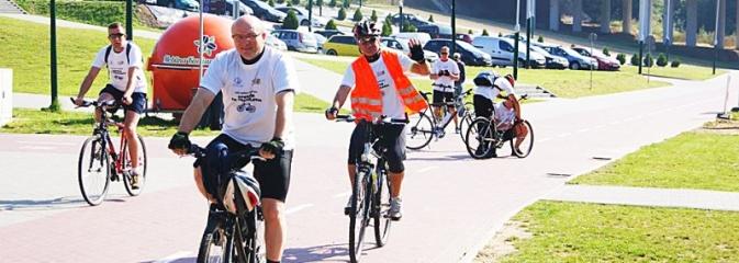 Ostatni rajd z cyklu Rowerem po Wodzisławiu - Serwis informacyjny z Wodzisławia Śląskiego - naszwodzislaw.com