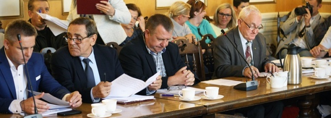 Wodzisławscy radni obradują w nowym miejscu - Serwis informacyjny z Wodzisławia Śląskiego - naszwodzislaw.com