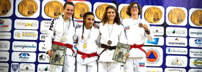 Kolejny sukces wychowanki wodzisławskiej szkółki Judo - Serwis informacyjny z Wodzisławia Śląskiego - naszwodzislaw.com