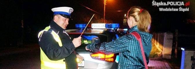 Policja apeluje: Widzieć nie znaczy być widocznym  - Serwis informacyjny z Wodzisławia Śląskiego - naszwodzislaw.com