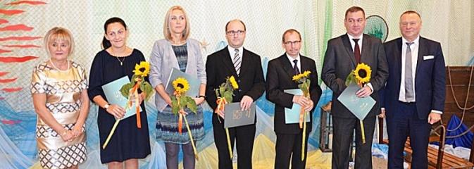 W powiecie uczczono Dzień Edukacji Narodowej - Serwis informacyjny z Wodzisławia Śląskiego - naszwodzislaw.com
