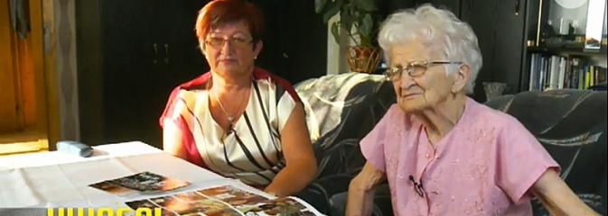 Po co myśleć o starości? Wodzisławianka jest najprawdopodobniej najstarszą ekspedientką w Polsce  - Serwis informacyjny z Wodzisławia Śląskiego - naszwodzislaw.com