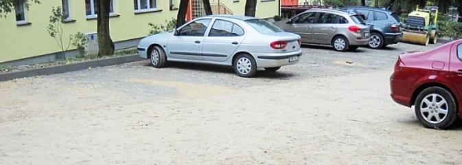 Odnowiony parking przy Wojska Polskiego  - Serwis informacyjny z Wodzisławia Śląskiego - naszwodzislaw.com