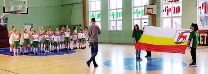 Tylko sto dwadzieścia sekund zabrakło wodzisławskim koszykarkom do odniesienia drugiego zwycięstwa w rozgrywkach I Ligi Kobiet - Serwis informacyjny z Wodzisławia Śląskiego - naszwodzislaw.com