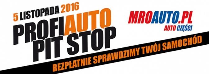 ProfiAuto Mroauto PitStop - Bezpłatnie sprawdzimy stan techniczny Twojego auta! - Serwis informacyjny z Wodzisławia Śląskiego - naszwodzislaw.com