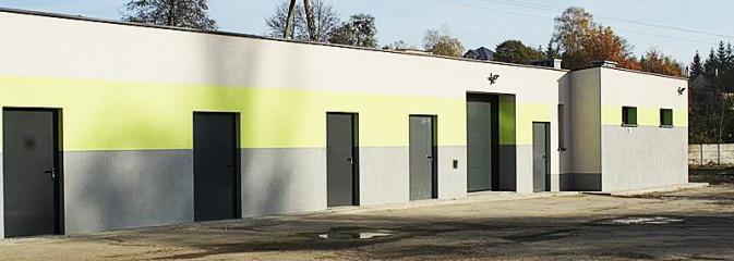 Remont budynku gospodarczego przy ul. Tuskera w Mszanie zakończony - Serwis informacyjny z Wodzisławia Śląskiego - naszwodzislaw.com