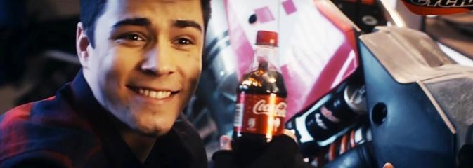Wodzisławianin wystąpił w reklamie Coca-Coli - Serwis informacyjny z Wodzisławia Śląskiego - naszwodzislaw.com