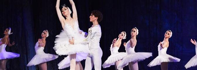 Radlin: Jezioro Łabędzie w wykonaniu niepowtarzalnego Imperial Lviv Ballet. FOTORELACJA - Serwis informacyjny z Wodzisławia Śląskiego - naszwodzislaw.com