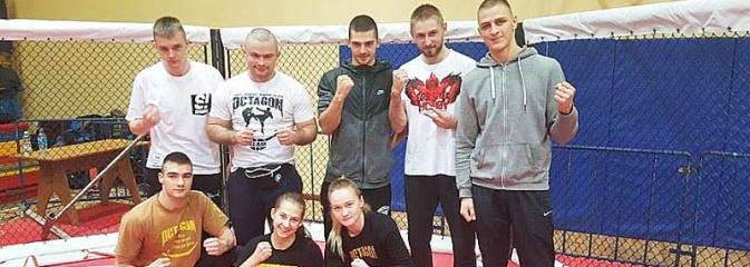 Octagon Team. Komplet medali zdobyty w Sochaczewie - Serwis informacyjny z Wodzisławia Śląskiego - naszwodzislaw.com