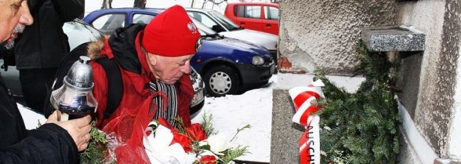 """Obchody """"Marszu Śmierci"""" w Wodzisławiu Śl. - Serwis informacyjny z Wodzisławia Śląskiego - naszwodzislaw.com"""