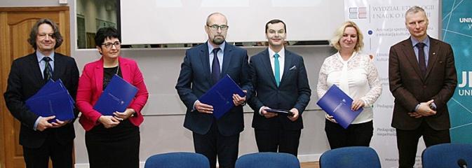 Liceum w Rydułtowach współpracuje z Uniwersytetem Śląskim  - Serwis informacyjny z Wodzisławia Śląskiego - naszwodzislaw.com