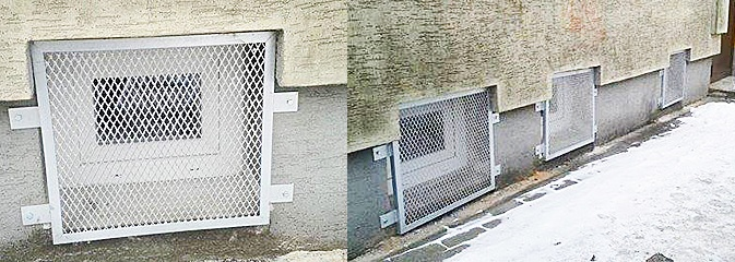 """Towarzystwo Opieki nad Zwierzętami o Spółdzielni """"ROW"""". Zakratowali okna. Koty nie mają schronienia - Serwis informacyjny z Wodzisławia Śląskiego - naszwodzislaw.com"""