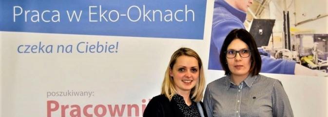 Eko-Okna poszukiwały pracowników w Raciborzu i Wodzisławiu Śląskim - Serwis informacyjny z Wodzisławia Śląskiego - naszwodzislaw.com