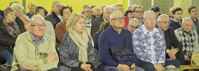 Osiedla wybrały członków rady dzielnicy - Serwis informacyjny z Wodzisławia Śląskiego - naszwodzislaw.com