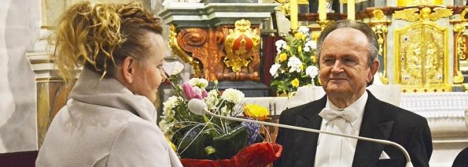 Jan Wincenty Hawel honorowym obywatelem Pszowa. Śląska Orkiestra Kameralna zagrała w bazylice - Serwis informacyjny z Wodzisławia Śląskiego - naszwodzislaw.com