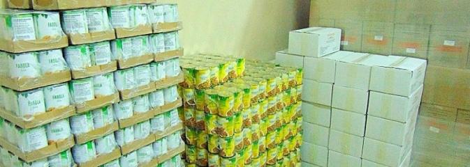 Unijna pomoc dla potrzebujących. Rozdysponowano blisko 4,5 tony artykułów spożywczych  - Serwis informacyjny z Wodzisławia Śląskiego - naszwodzislaw.com
