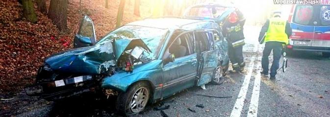 Mając podwójny zakaz prowadzenia pojazdów, spowodował zdarzenie drogowe. Był pijany - Serwis informacyjny z Wodzisławia Śląskiego - naszwodzislaw.com