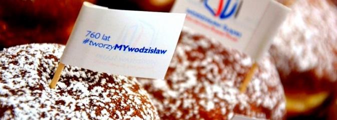 #tworzyMYwodzisław: 760 pączków na 760 lat miasta!  - Serwis informacyjny z Wodzisławia Śląskiego - naszwodzislaw.com