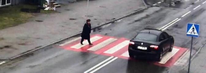 Policja sprawdzała, czy piesi i kierowcy zachowują się bezpiecznie  - Serwis informacyjny z Wodzisławia Śląskiego - naszwodzislaw.com