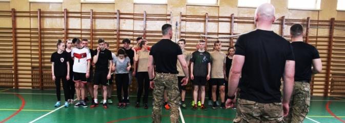 WF z Jednostką Wojskową AGAT w rydułtowskiej placówce  - Serwis informacyjny z Wodzisławia Śląskiego - naszwodzislaw.com