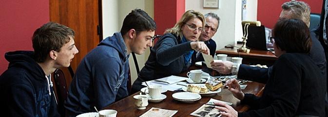 Holendrzy szukają w Mszanie rodziny swojej prababci - Serwis informacyjny z Wodzisławia Śląskiego - naszwodzislaw.com