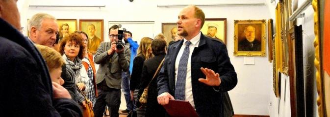 Poczet zasłużonych Wodzisławian - niezwykła wystawa w wodzisławskim Muzeum - Serwis informacyjny z Wodzisławia Śląskiego - naszwodzislaw.com