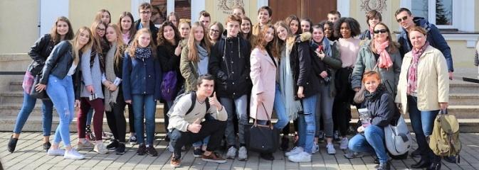 Z Francuzami po angielsku - Serwis informacyjny z Wodzisławia Śląskiego - naszwodzislaw.com