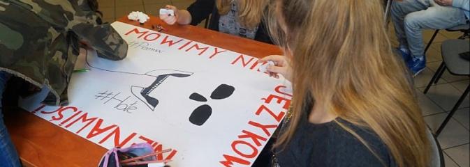 Liceum w Rydułtowach pierwsze w Polsce! Placówka zaangażowała się w obchody Dnia Bezpiecznego Internetu - Serwis informacyjny z Wodzisławia Śląskiego - naszwodzislaw.com