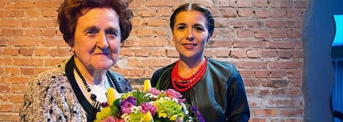 Całe życie oddała folklorowi. Spotkanie z Wandą Bukowską w WCK  - Serwis informacyjny z Wodzisławia Śląskiego - naszwodzislaw.com