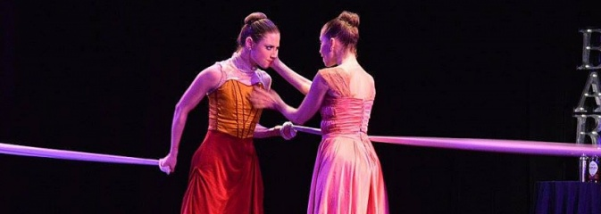 Amerykańska grupa baletowa Ballet Magnificat na scenie radlińskiego MOK-u - Serwis informacyjny z Wodzisławia Śląskiego - naszwodzislaw.com