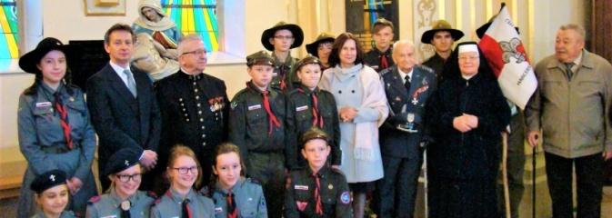 W Wodzisławiu uczczono pamięć ofiar Katynia i Smoleńska - Serwis informacyjny z Wodzisławia Śląskiego - naszwodzislaw.com