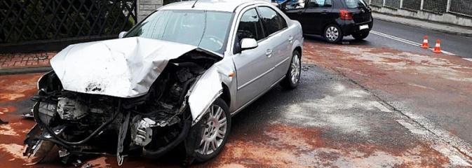 Nieustąpienie pierwszeństwa przyczyną kolizji w Gorzycach. 77-latka straciła prawo jazdy - Serwis informacyjny z Wodzisławia Śląskiego - naszwodzislaw.com