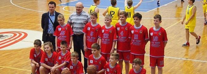 Wyjazdowe zwycięstwo w Rudzie Śląskiej najmłodszych koszykarzy MKS Wodzisław - Serwis informacyjny z Wodzisławia Śląskiego - naszwodzislaw.com