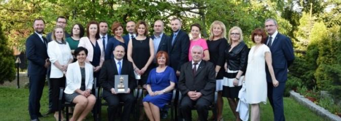 Po raz kolejny nagrodzono Przedsiębiorców. W tym roku Powiatowi Liderzy gościli w Rydułtowach - Serwis informacyjny z Wodzisławia Śląskiego - naszwodzislaw.com
