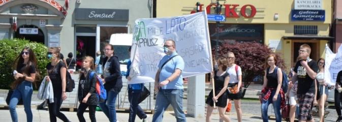 Happening antysmogowy w Wodzisławiu Śląskim - Serwis informacyjny z Wodzisławia Śląskiego - naszwodzislaw.com