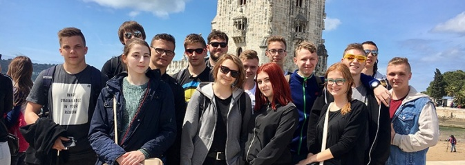 PCKZiU: przez 28 dni podnosili swoje kompetencje zawodowe w Portugalii  - Serwis informacyjny z Wodzisławia Śląskiego - naszwodzislaw.com
