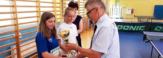 Turniej Tenisa Stołowego z okazji Dnia Dziecka. Rywalizowali w G2  - Serwis informacyjny z Wodzisławia Śląskiego - naszwodzislaw.com
