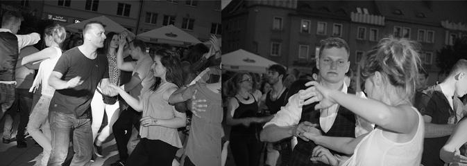 Gorąca salsoteka na zakończenie pierwszego dnia obchodów Dni Wodzisławia - Serwis informacyjny z Wodzisławia Śląskiego - naszwodzislaw.com
