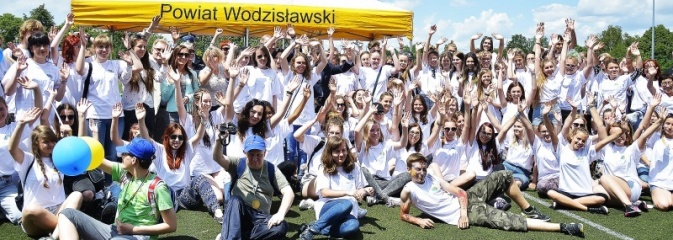Radość, uśmiech, dobra zabawa. To Powiatowa Olimpiada Osób Niepełnosprawnych. WIDEO  - Serwis informacyjny z Wodzisławia Śląskiego - naszwodzislaw.com