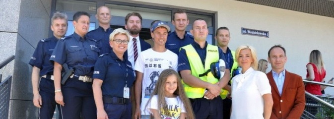 Przejście oddaj pieszym. Ruszyła akcja śląskiej policji - Serwis informacyjny z Wodzisławia Śląskiego - naszwodzislaw.com