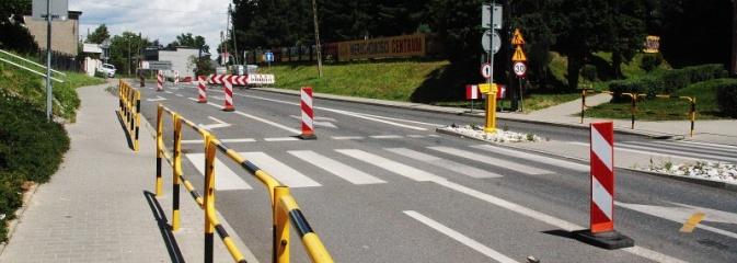 Paraliż miasta! W tym samym czasie remontują trzy sąsiadujące ze sobą drogi - Serwis informacyjny z Wodzisławia Śląskiego - naszwodzislaw.com