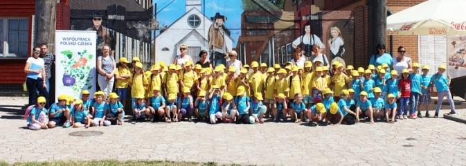 Wodzisławskich przedszkolaków odwiedzili rówieśnicy z Czech - Serwis informacyjny z Wodzisławia Śląskiego - naszwodzislaw.com